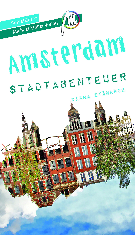 Cover Stadtabenteuer Amsterdam