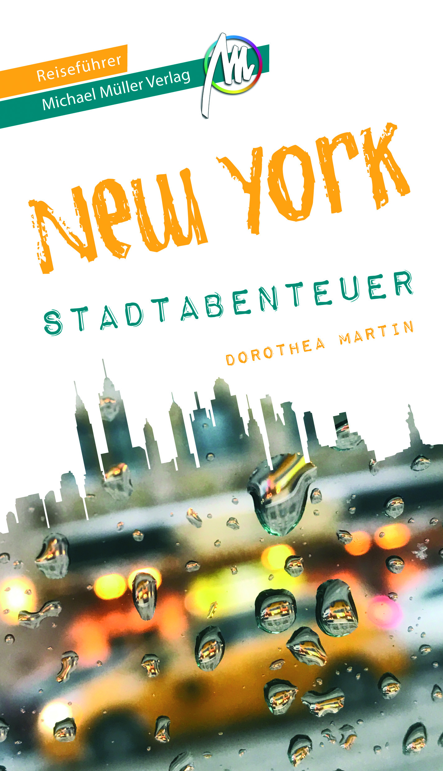 Cover Stadtabenteuer New York