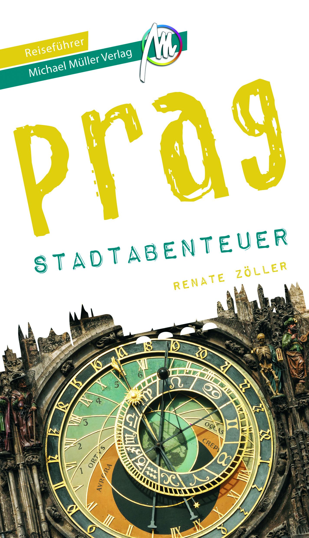 Cover Stadtabenteuer Prag