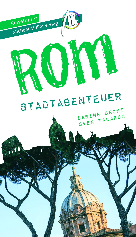 Cover Stadtabenteuer Rom